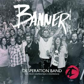 CD Banner – Desperation Band