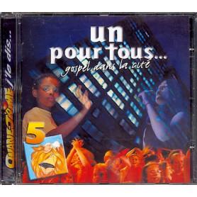 CD Un pour tous Gospel dans la cité - Laisse-moi te raconter