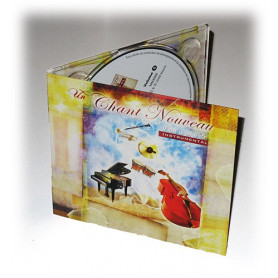 CD Un chant nouveau vol 5 instrumental