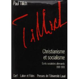Christianisme et socialisme – Paul Tillich – Editions Labor et Fides