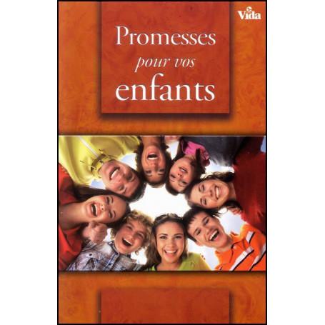 Promesses pour vos enfants – Editions Vida