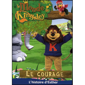 DVD Le courage – Le monde de Kingsley 1 - Biblio