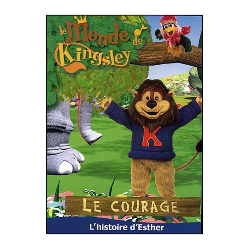 DVD Le courage – Le monde de Kingsley 1 - Biblio
