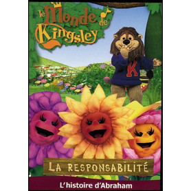 DVD La responsabilité – Le monde de Kingsley 3 - Biblio