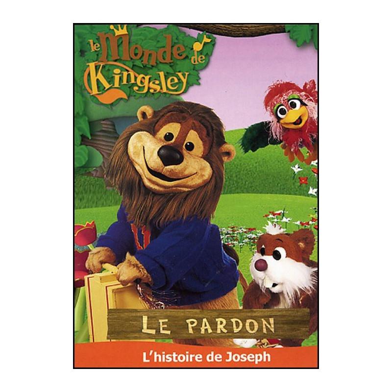 DVD Le pardon – Le monde de Kingsley 4 - Biblio