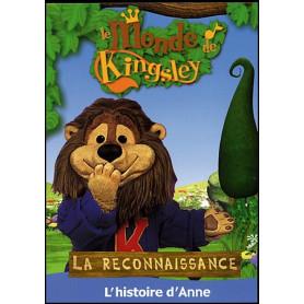 DVD La reconnaissance – Le monde de Kingsley 7 - Biblio