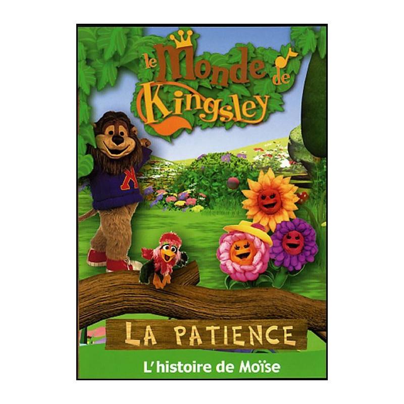 DVD La patience – Le monde de Kingsley 8 - Biblio