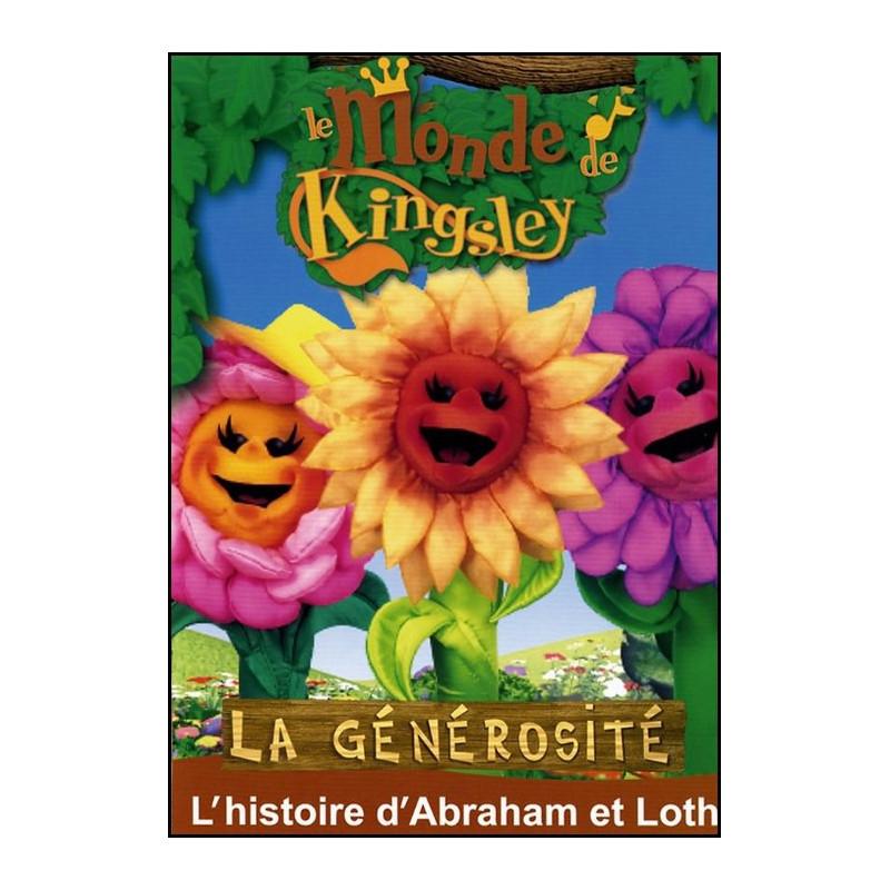 DVD La générosité – Le monde de Kingsley 10 - Biblio
