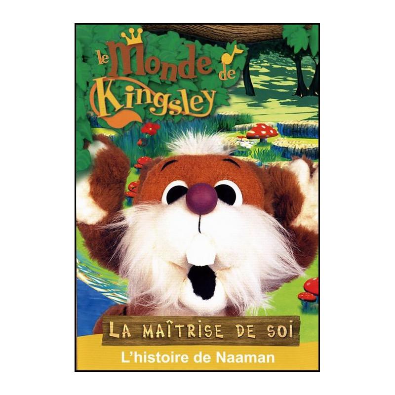 DVD La maîtrise de soi – Le monde de Kingsley 14 - Biblio