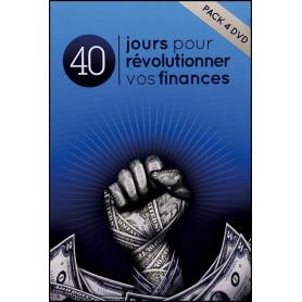 DVD 40 jours pour révolutionner vos finances
