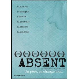 DVD Absent Un père ça change tout – sous-titré en français