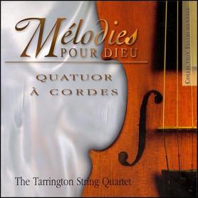 CD Mélodies pour Dieu Quatuor à cordes