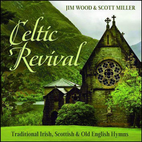 CD Celtic Revival Traditionnal Irish Scottish & Old English Hymns