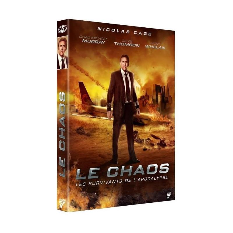 DVD Le Chaos – Les survivants de l'Apocalypse