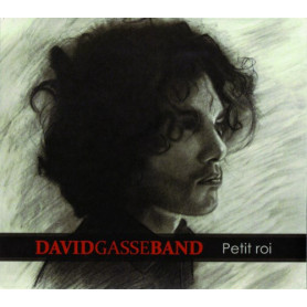 CD Petit Roi - David Gasse
