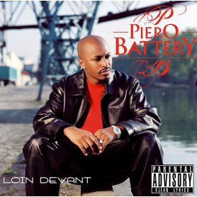 CD Loin devant - Piero Battery