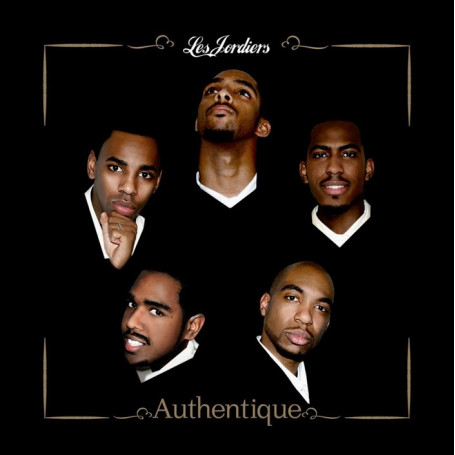 CD Authentique - Les Jordiers