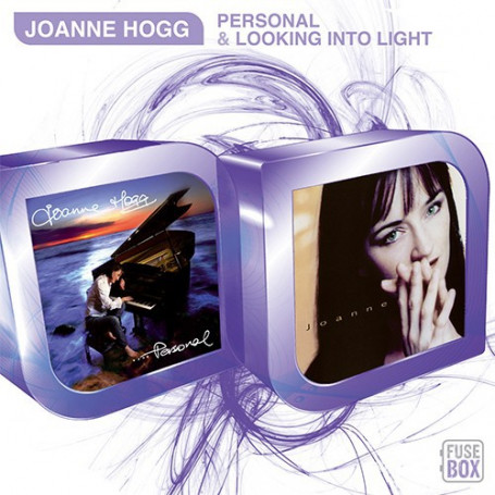 CD Personal & looking into light - Joanne Hogg