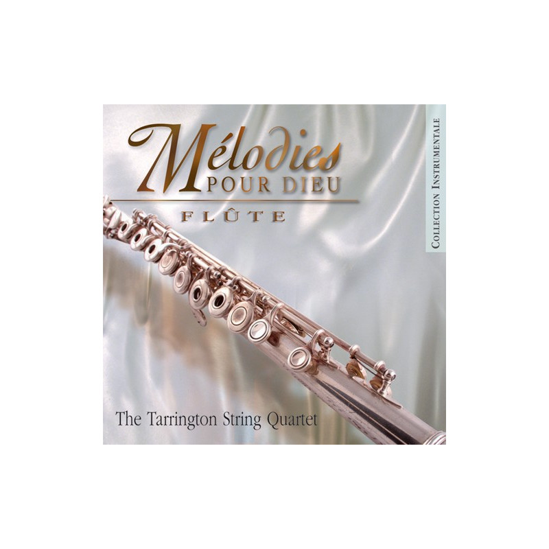 CD Mélodies pour Dieu – Flûte - Sephora