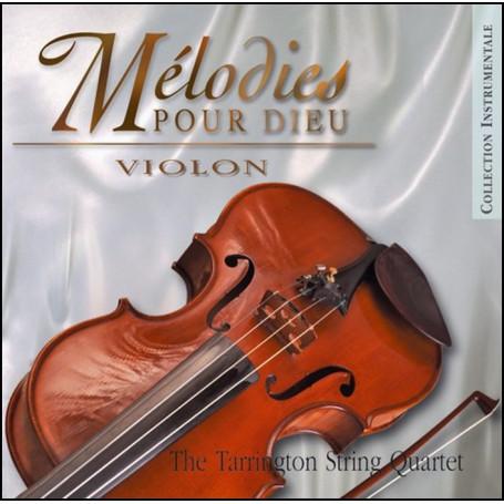 CD Mélodies pour Dieu Violon - Sephora