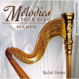 CD Mélodies pour Dieu Harpe - Sephora