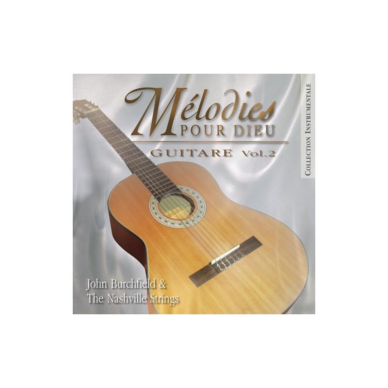 CD Mélodies pour Dieu Guitare 2 - Sephora
