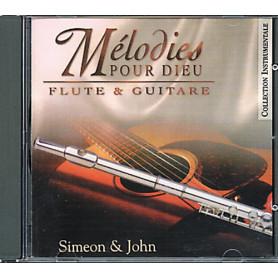 CD Mélodies pour Dieu Flûte et Guitare - Sephora