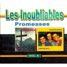 CD Promesses 1 - Les inoubliables 5