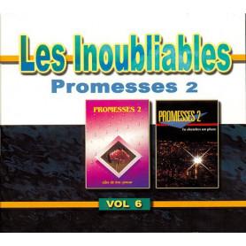 CD Promesses 2 - Les inoubliables 6
