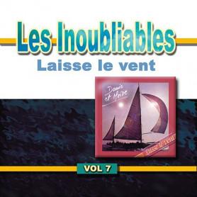 CD Danie et Moïse - Laisse le vent - Les inoubliables 7