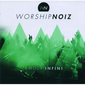 CD Amour infini - WorshipNoiz