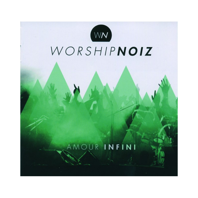 CD Amour infini - WorshipNoiz