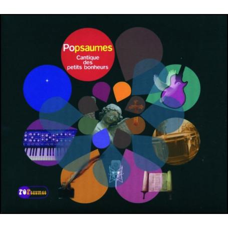 CD Cantique des petits bonheurs - Popsaumes