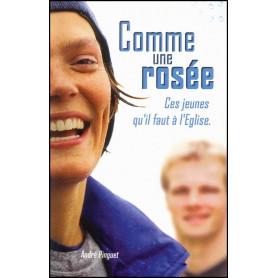 Comme une rosée – Editions Viens et Vois