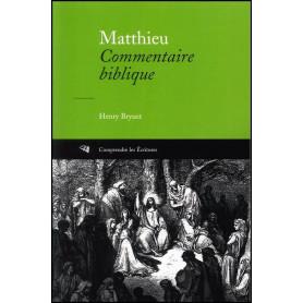 Matthieu – Commentaire biblique - Editions CLE