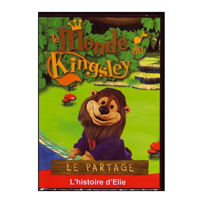 DVD Le partage – Le monde de Kingsley 17 - Biblio