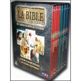 DVD La Bible l'intégrale - coffret 12 DVD