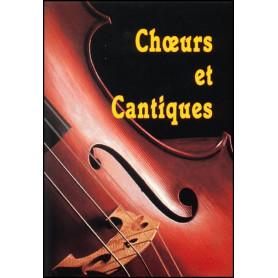 Recueil Choeurs et Cantiques musique – Editions Viens et Vois
