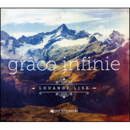 CD Grâce infinie – Porte Ouverte Chrétienne