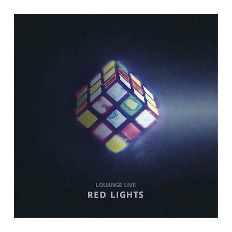 CD Louange Live – Red Lights