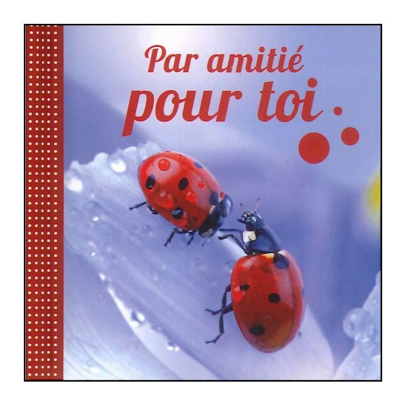 Par amitié pour toi - Mini livre – Evangile pour Tous