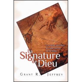 La signature de Dieu – Editions Ministères Multilingues