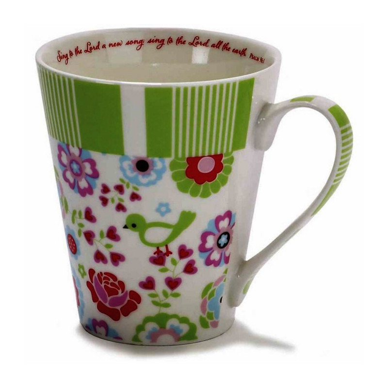 Mug Sing to the Lord