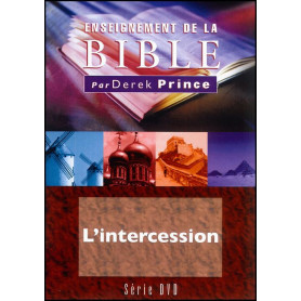 DVD L'intercession – Derek Prince - DPM