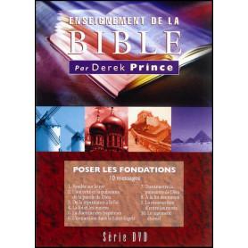 DVD Poser les fondations – Derek Prince - DPM