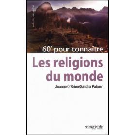 60' pour connaître les religions du monde – Editions Empreinte