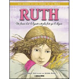 Ruth une femme dont la loyauté a été plus forte que le chagrin