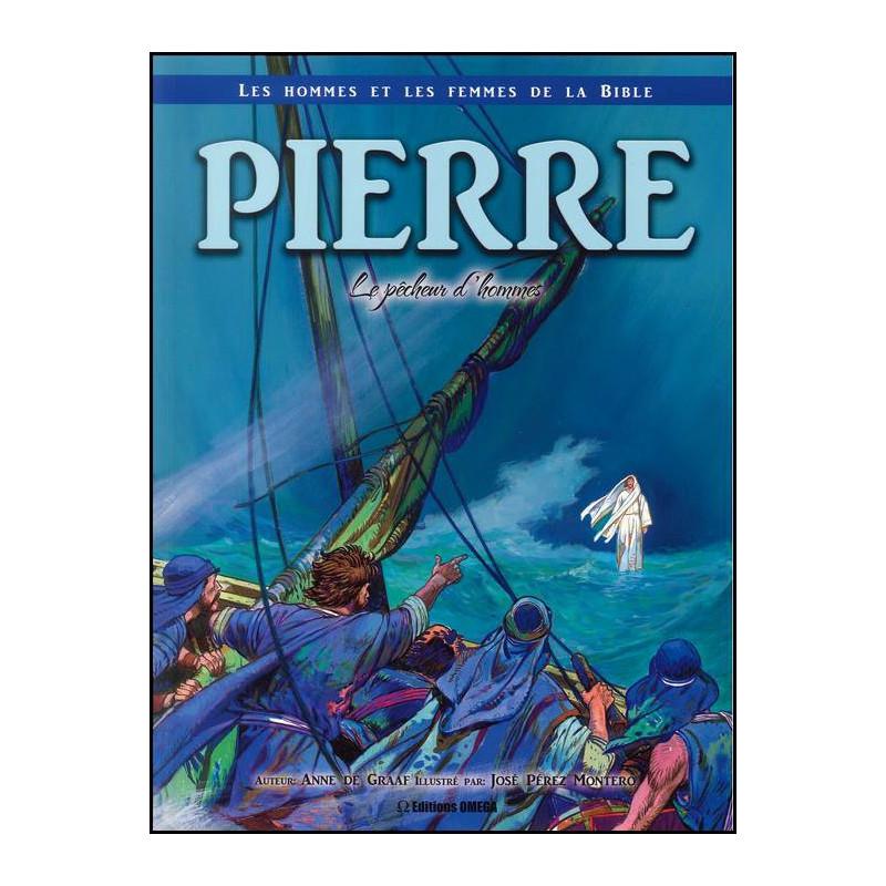 Pierre le pêcheur d'hommes – Editions Omega