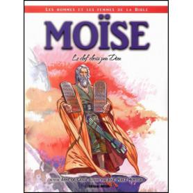 Moïse le chef choisi par Dieu – Editions Omega