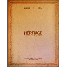 Partitions Héritage 1-2-3 – Demrey & Lahaie